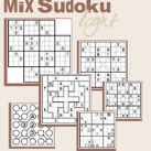 Mix Sudoku Light