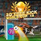 3D Free Kick World Cup 2018